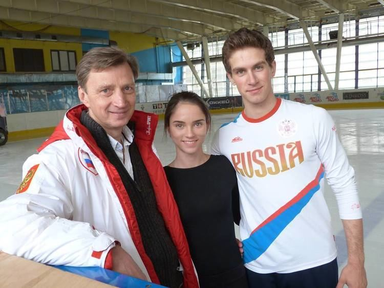 Andrei Deputat Vera Bazarova amp Andrei Deputat