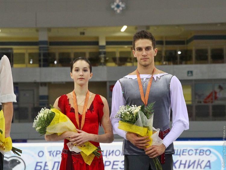 Andrei Deputat Junior Grand Prix Minsk 2013