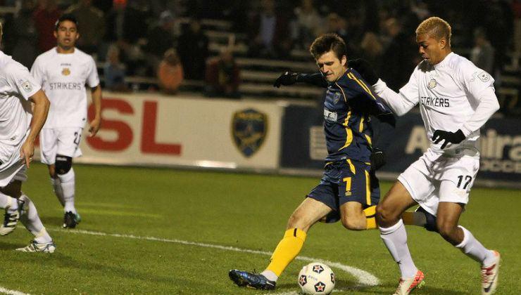 Andrei Gotsmanov Minnesota Adds Former Player Andrei Gotsmanov NASL