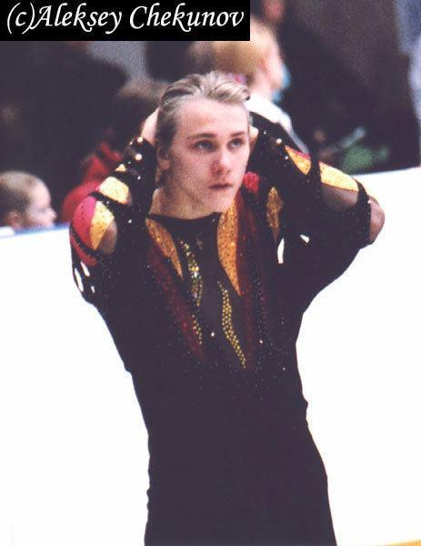 Andrei Griazev Ice Stars Andrei Griazev