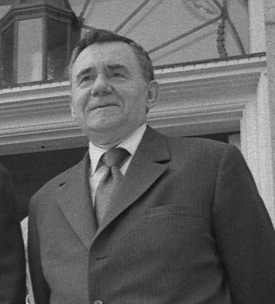 Andrei Gromyko Andrei Gromyko appointed Soviet Foreign Minister History