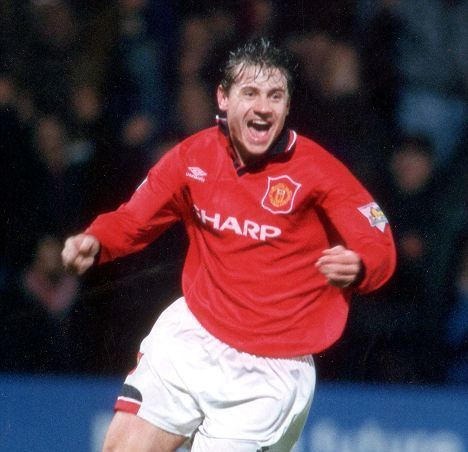Andrei Kanchelskis Former Manchester United and Everton star Andrei