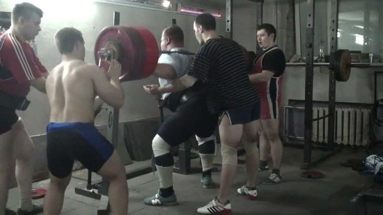 Andrei Konovalov 943 lbs x2 Squat singleply Andrei Konovalov 4325 kgs YouTube