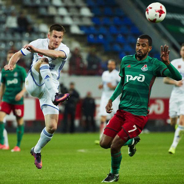Andrei Malykh Andrei Malykh Photos Photos FC Lokomotiv Moscow vs FC Orenburg