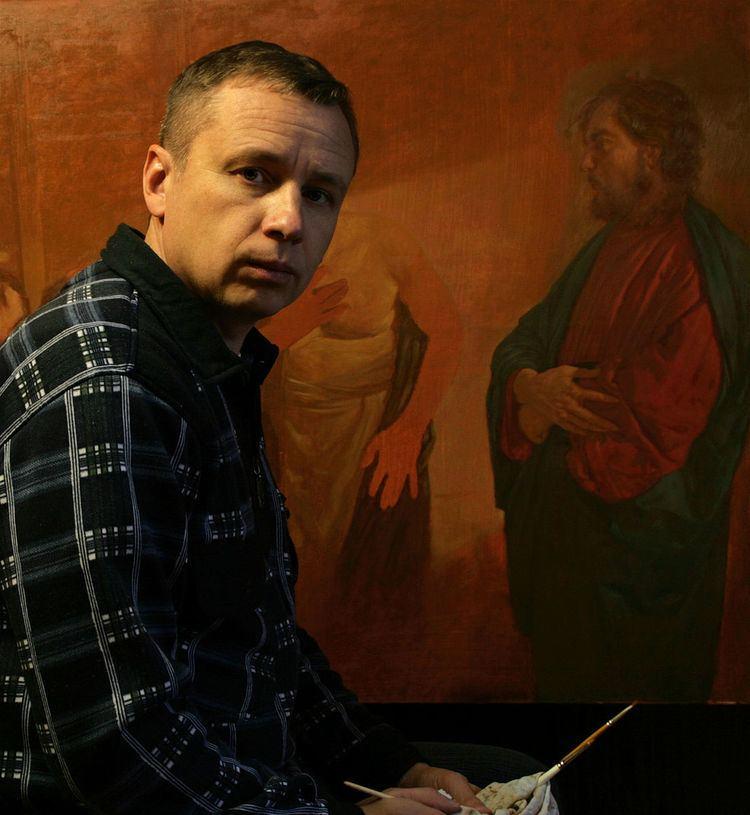 Andrei Mironov (painter)
