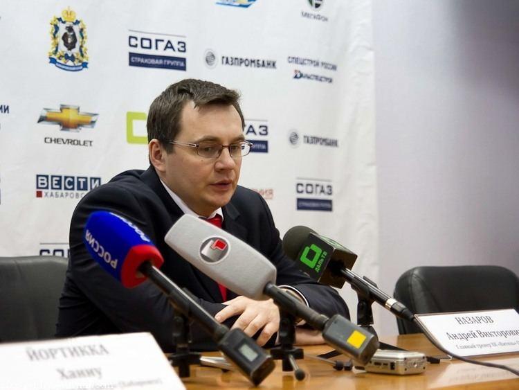 Andrei Nazarov (athlete) Andrei Nazarov Wikipedia