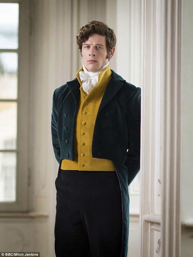 Andrei Nikolayevich Bolkonsky The pressure is already there39 War And Peace hunk James Norton