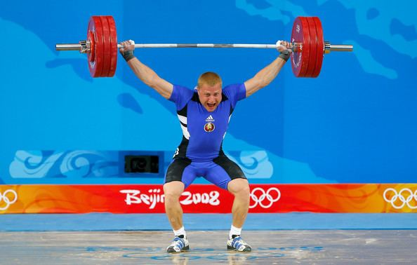 Andrei Rybakou Andrei Rybakou Pictures Olympics Day 7 Weightlifting