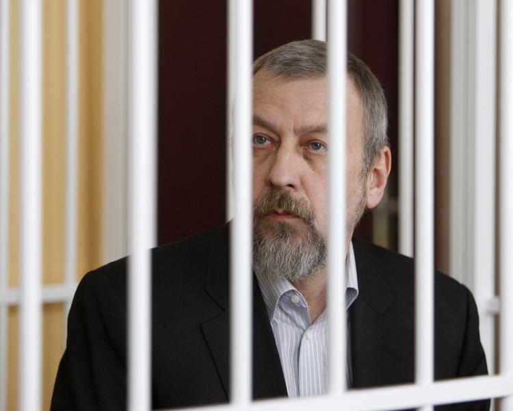 Andrei Sannikov Public Enemy No 1 in Belarus A Diplomat turned Democrat Russia Watch