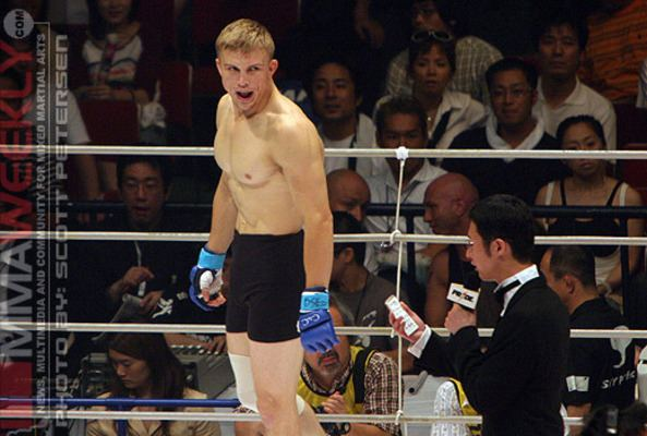 Andrei Semenov (fighter) Andrei Semenov White Shark MMA Fighter Page Tapology