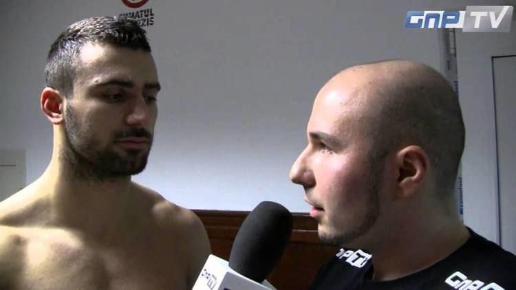 Andrei Stoica Andrei Stoica wants Zabit Samedov in a title fight SuperKombat WGP