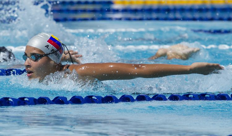 Andreina Pinto Andreina Pinto PanamericanWorld