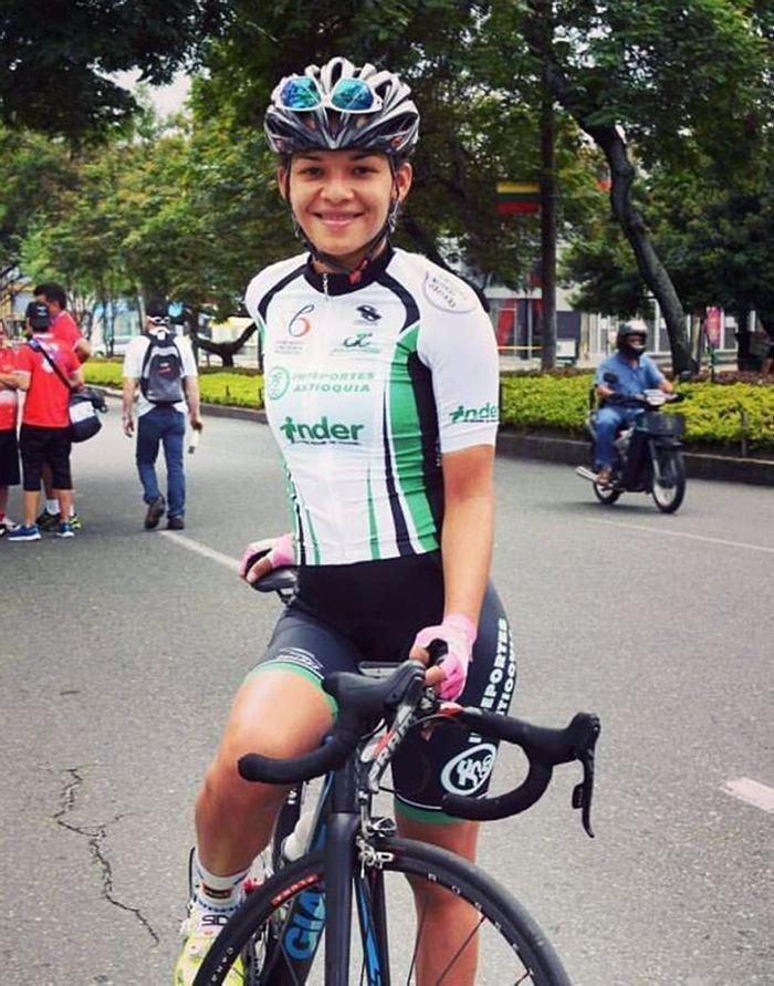 Andreina Rivera Andreina Rivera reclutada por el equipo espaol BizkaiaDurango
