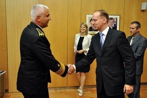 Andrej Benedejčič Ministrstvo za zunanje zadeve