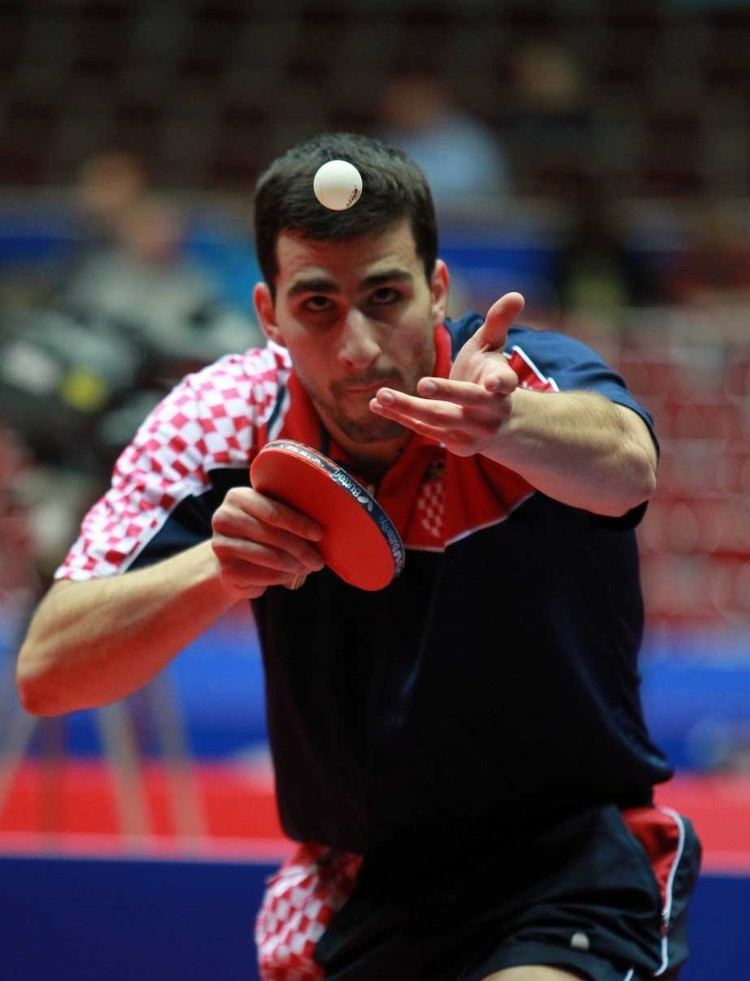 Andrej Gaćina European Championships Reviews Videos and more Butterfly Magazine