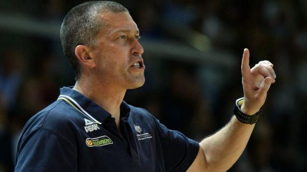 Andrej Lemanis Boomers coach Andrej Lemanis rates world cup group rivals