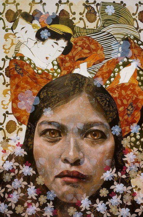 Andres Barrioquinto Andres Barrioquinto 1975 Surrealist painter Tutt39Art