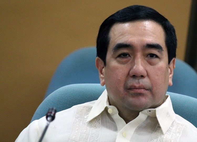 Andres D. Bautista Elections chief disowns Guanzons comment vs Poe