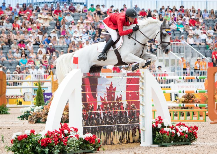 Andres Rodriguez (show jumper) Rider of the Week Andres Rodriguez Noelle Floyd