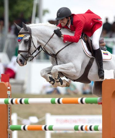 Andres Rodriguez (show jumper) Loss of Andres Rodriguez and Sophie Walker heartbreaking