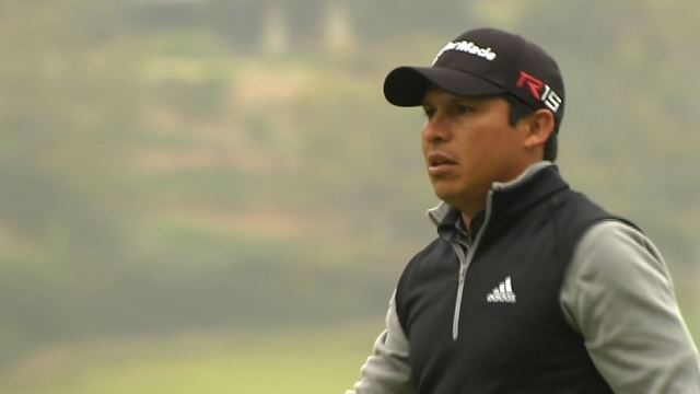 Andres Romero Andres Romero39s drive sets up birdie on No 10 at Northern