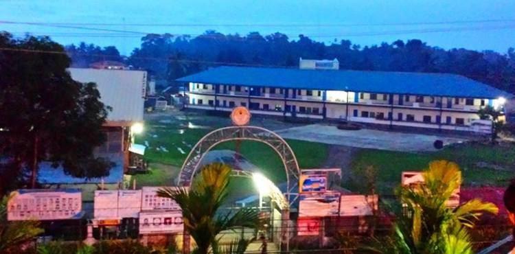 Andres Soriano College