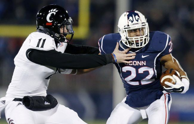 Andrew Adams (American football) Which UConn football players have a shot at being chosen in the NFL