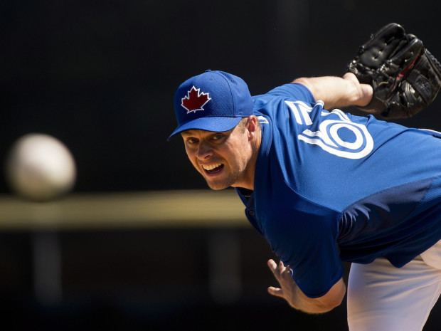 Andrew Albers Canadian Toronto Blue Jays pitcher Andrew Albers hoping to