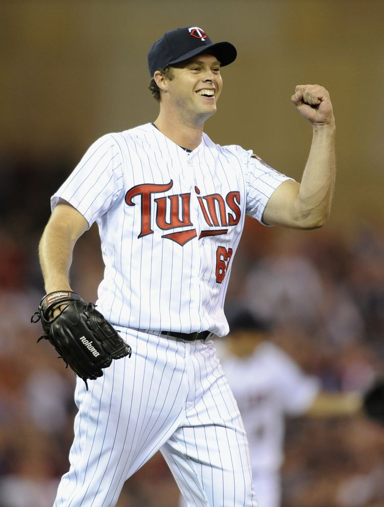 Andrew Albers Andrew Albers throws shutout as Minnesota Twins beat