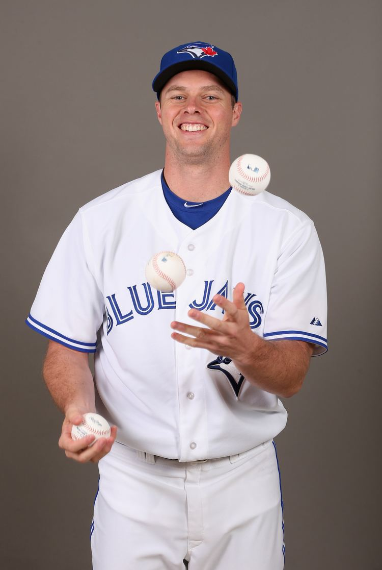 Andrew Albers Canadian P Albers looks to catch on with Jays after year