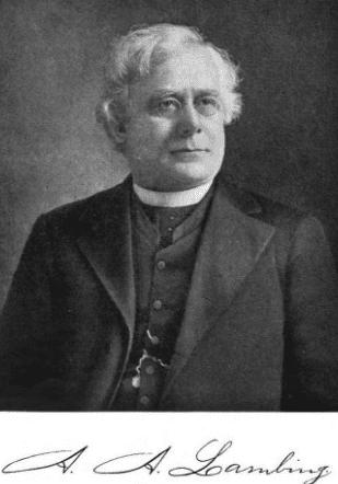 Andrew Arnold Lambing Rev Andrew Arnold Lambing 1842 1918 Find A Grave Memorial