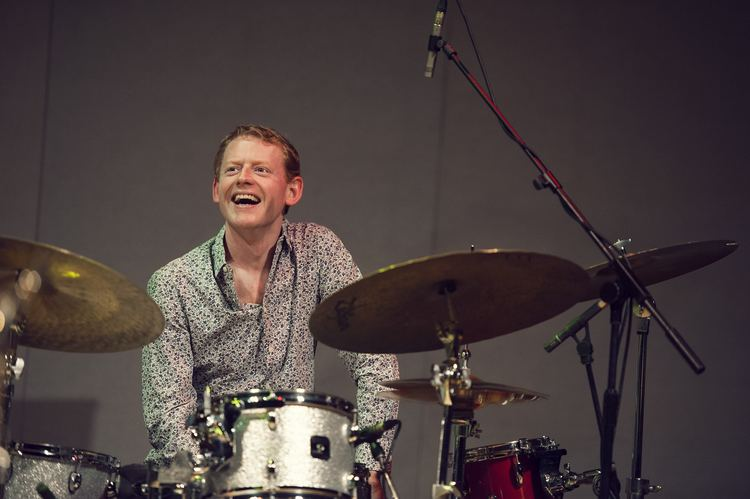 Andrew Bain (drummer) Andrew Bain announces Embodied Hope tour this Autumn with George