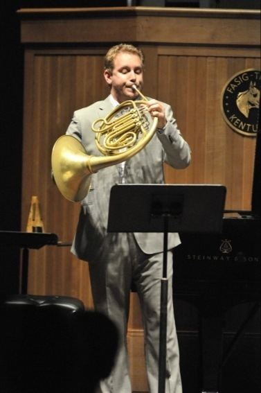 Andrew Bain (horn player) CMFL Live Solo Sunday Copious Notes