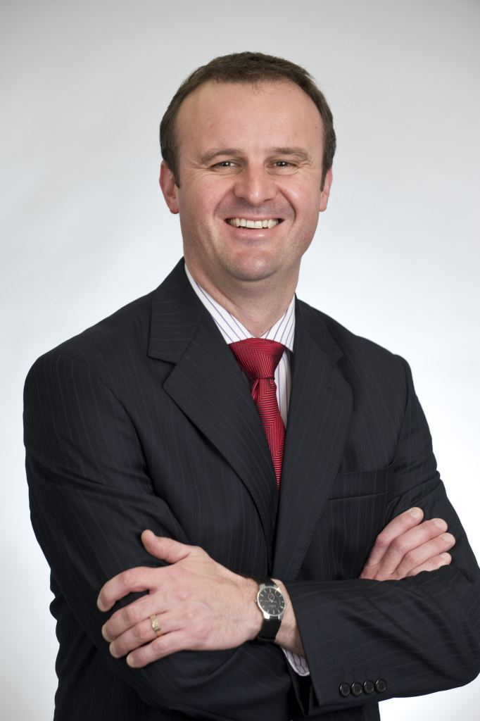Andrew Barr Andrew Barr May Become Australias First Out Territory Leader