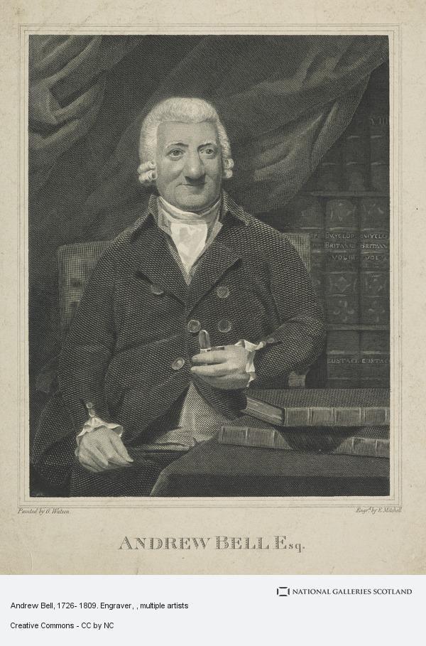 Andrew Bell (engraver) Andrew Bell 1726 1809 Engraver National Galleries of Scotland