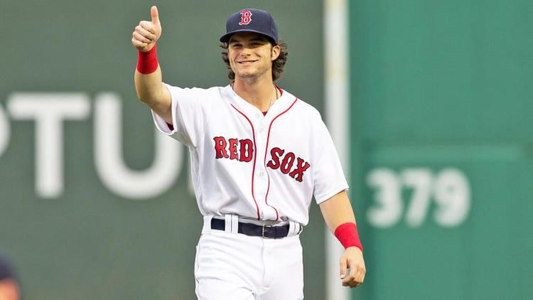 Andrew Benintendi Red Sox could reportedly bat top prospect Andrew Benintendi third