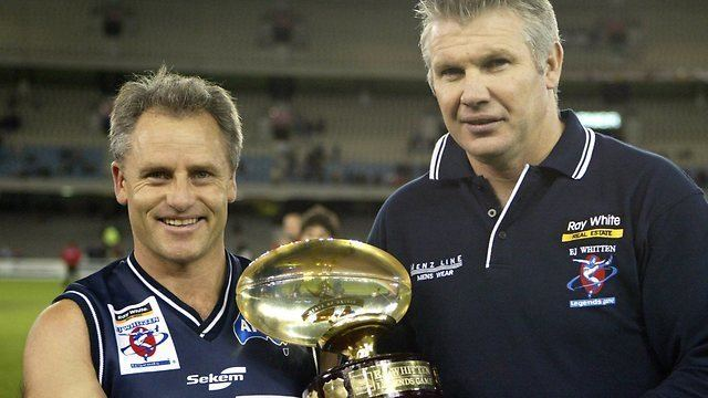 Andrew Bews Premiership winners Geelong eye Jed Bews for recruitment