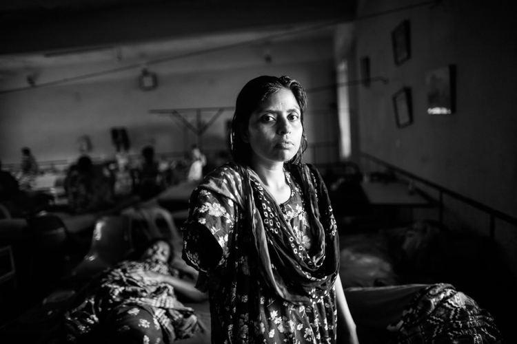 Andrew Biraj Andrew Biraj Photographer Bonded Stitches Struggle