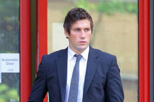 Andrew Bishop Ospreys and Wales star Andrew Bishop pleads guilty to city