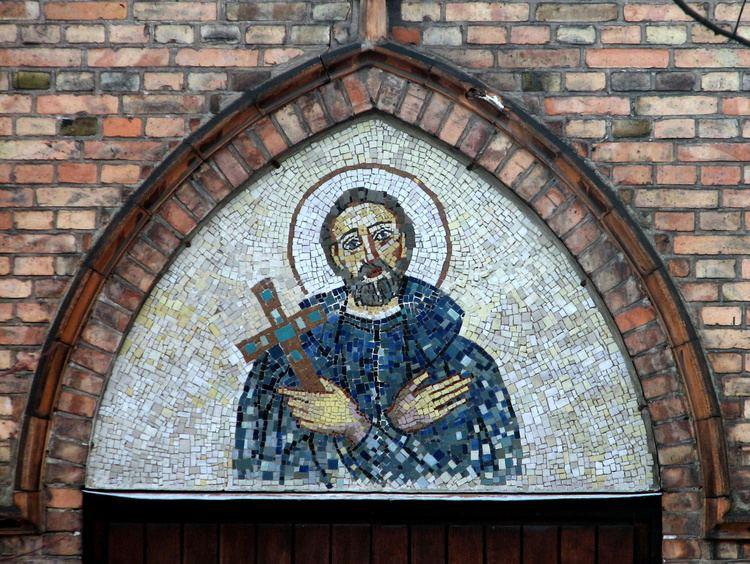Andrew Bobola FileMosaics of St Andrew Bobola on Roman Catholic Parish