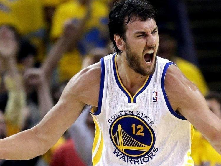 Andrew Bogut SF CATCHES FIVE WITH NBA CHAMP ANDREW BOGUT Sneaker Freaker