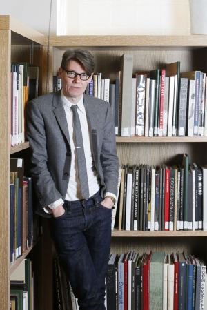 Andrew Bolton (curator) Costume Institute39s Andrew Bolton Talks Fashion and Museums WWD