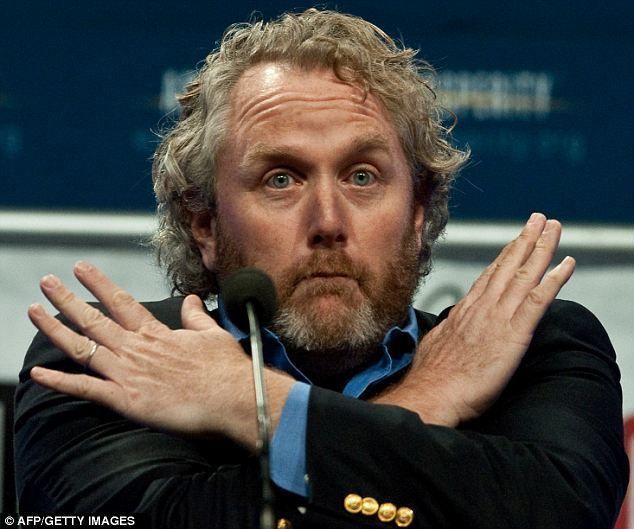Andrew Breitbart Andrew Breitbart was 39in talks with CNN39 over new show