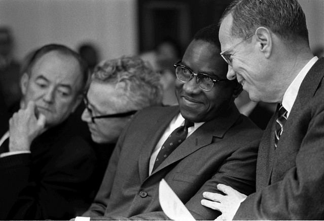 Andrew Brimmer Andrew Brimmer Who Broke Color Barrier at Fed Dies at 86