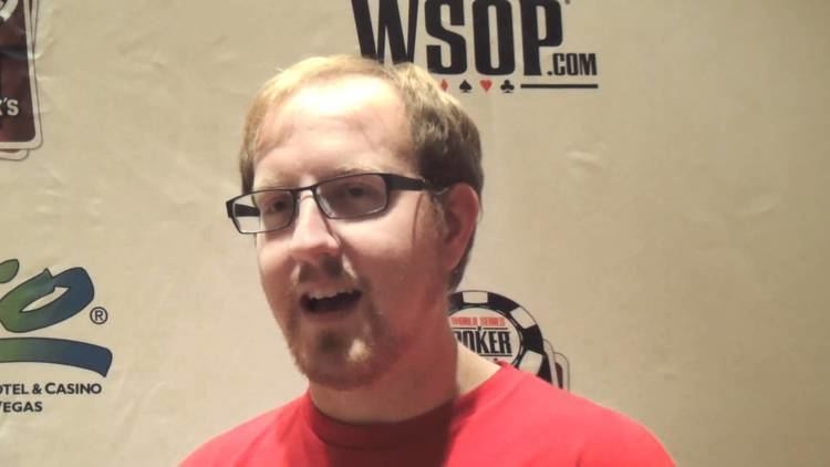 Andrew Brokos Andrew Brokos Interview at the 2011 WSOP Main Event Day 7