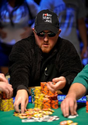 Andrew Brokos The beauty of Cap games PokerStarsBlogcom