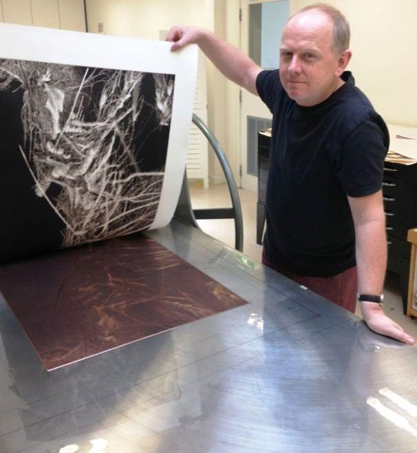 Andrew Browne (artist) Andrew Browne Australian Print Workshop