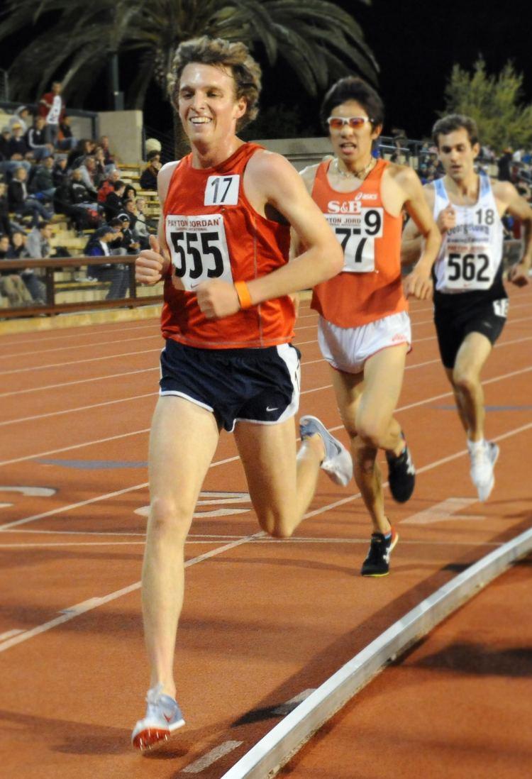 Andrew Bumbalough KIMbia Athletics