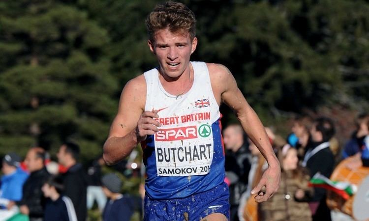 Andrew Butchart Athletics Weekly How they train Andrew Butchart Athletics Weekly