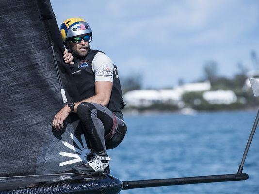 Andrew Campbell (sailor) Americas Cup Oracles Andrew Campbell shares touching story of